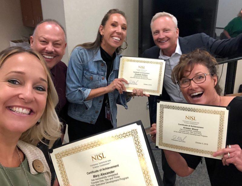 Desert Sands Leadership Academy Graduates 26
