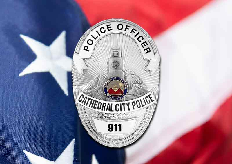 Acting Chief Yoakum: Cathedral City is Safe