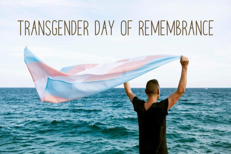 Transgender Day of Remembrance is Nov. 20
