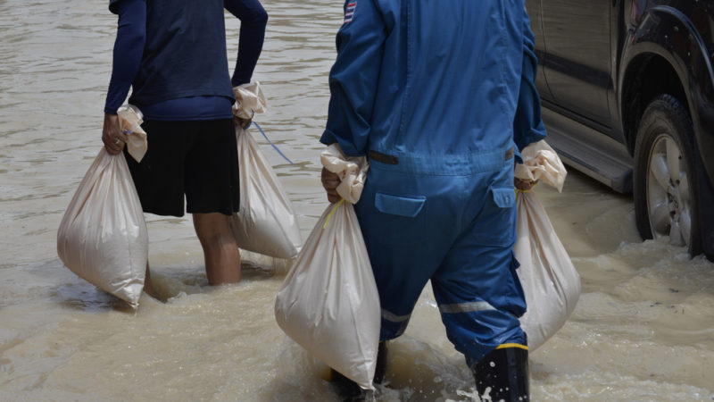 Sandbags Available Free to Coachella Residents