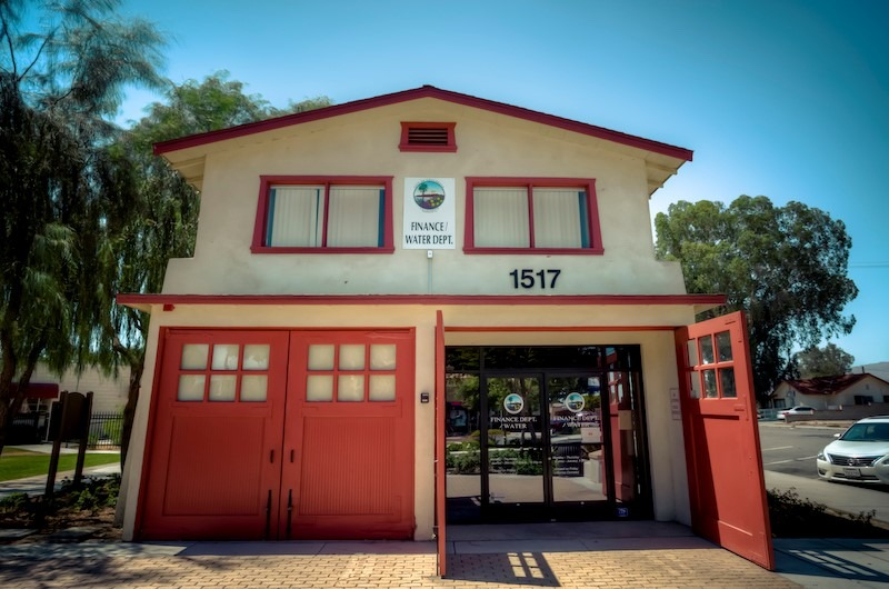 Historic Fire Station Could Become New Business