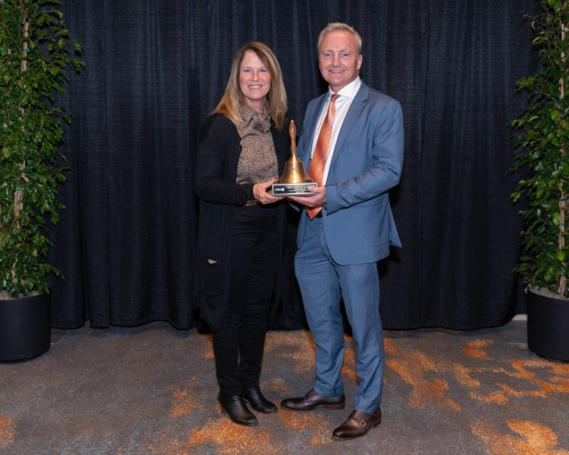 DSUSD Receives Coveted Golden Bell Award