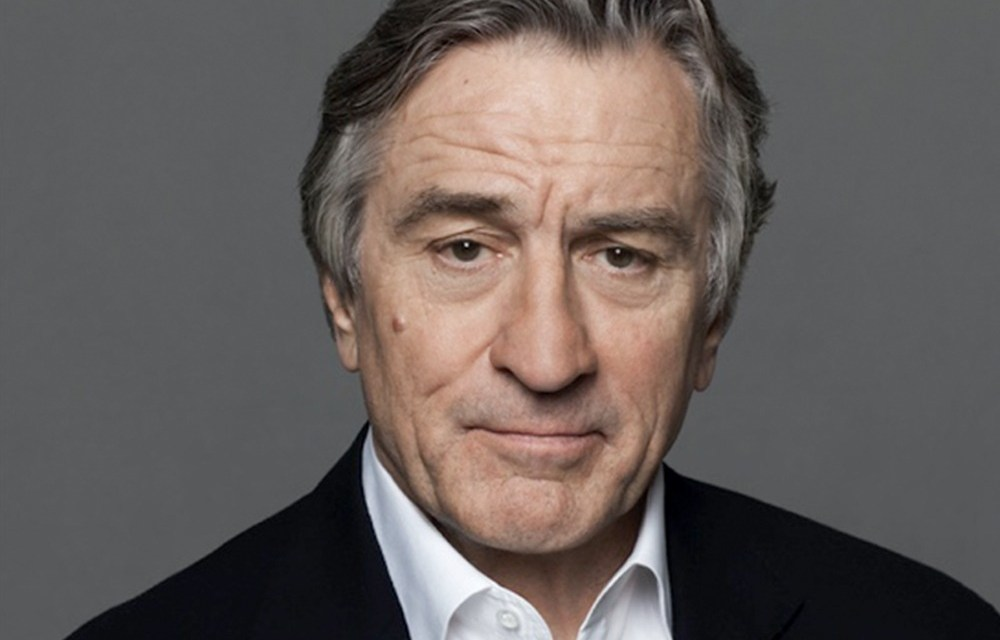 Robert De Niro to Receive Award at Film Festival