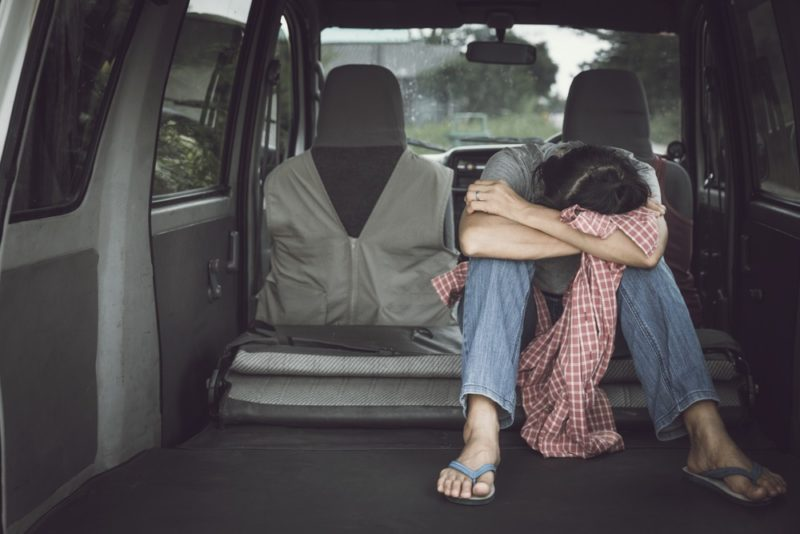 Homeless Count to Include People Living in Cars