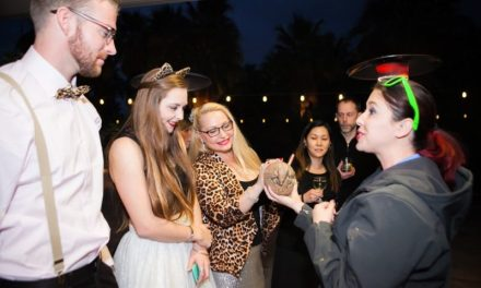 Ring in 2020 at Roaring '20s Celebration