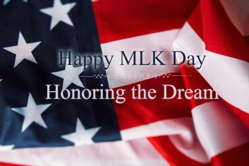 Martin Luther King Jr. Day Observed