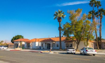 Coachella to Dedicate Upgraded Senior Center