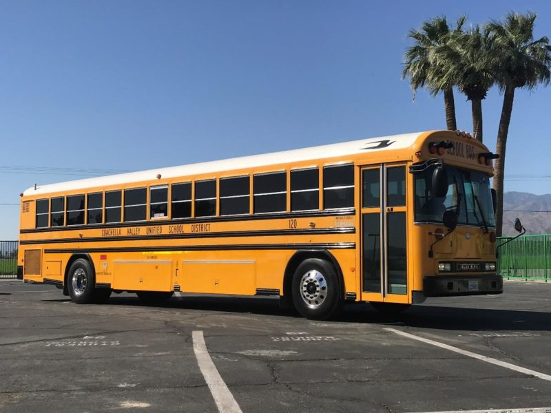 Bus Driver Charged with Lewd Acts on Child