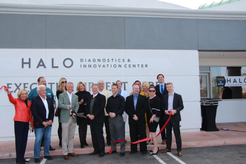 HALO Dx Creates Innovation Center in Indian Wells
