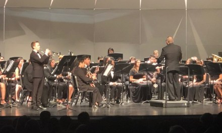 Riverside County High School Honor Band Debuts