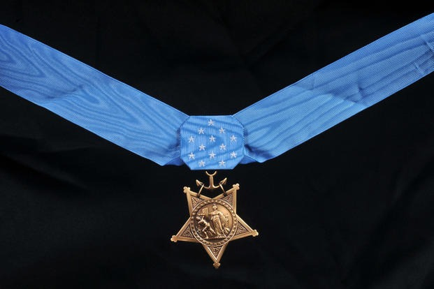 Medal of Honor Recipient Dies at 41 [Opinion]