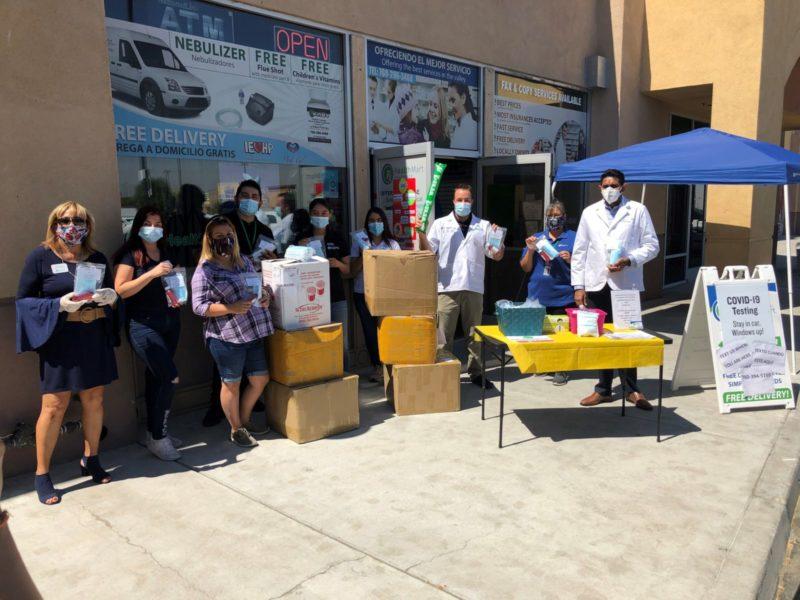 La Botica Healthmart Offers Free Masks, Sanitizer