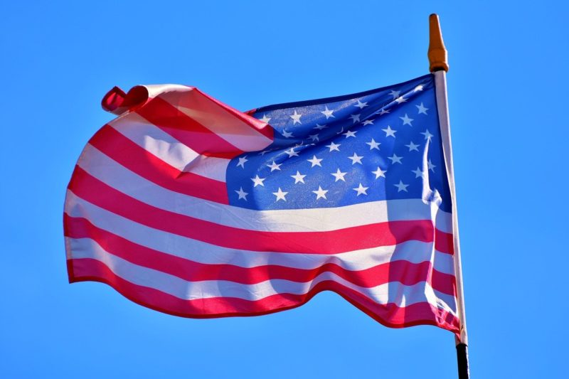 Indio Urges Residents to Display American Flag