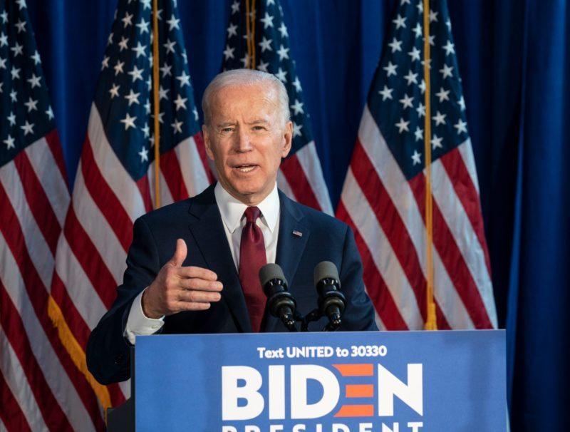 Biden Secures Planned Parenthood Endorsement