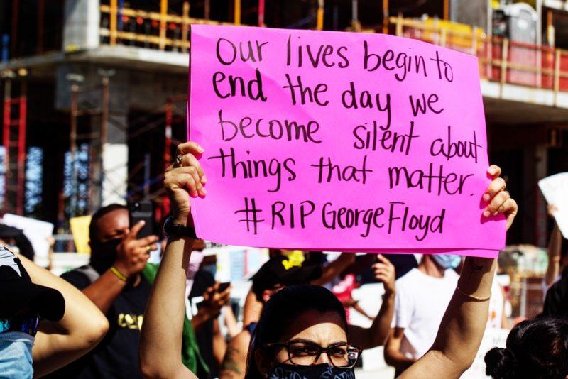 RivCo OK's Resolution on George Floyd Murder