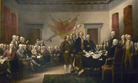 Let's Renew Our Declaration of Independence [Opinion]