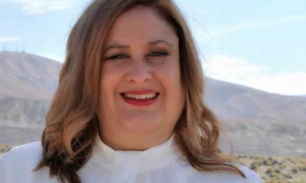 Erin Teran Challenges Glenn A. Miller in Indio