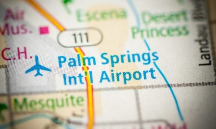 Palm Springs International Airport Gets $5 Million