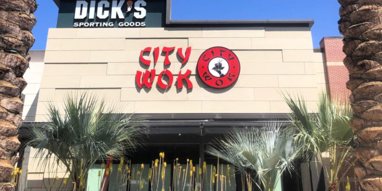 city wok expands in westfield palm