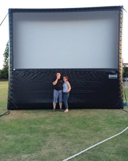 inflatable screen uk
