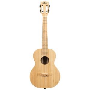 KALA Solid Bamboo Tenor ukulele (incl. tas)