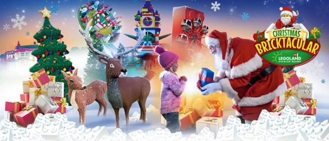 Legoland Christmas Holidays