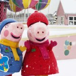 Peppa Pig World, Paultons Park Christmas Wonderland Break from £22pp