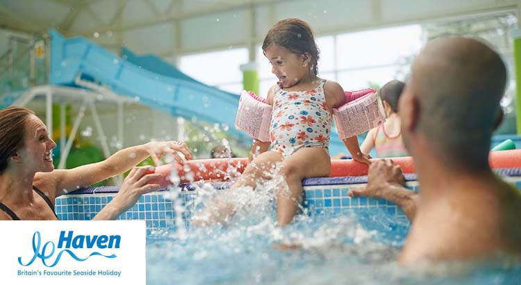 Haven Holidays Toddler Breaks for £99