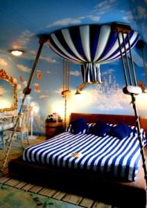 Alton Towers Hotel Room