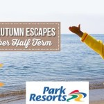 Park Resorts October Half Term Save 10% with Breaks from £155