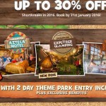 Chessington World of Adventures 30% Off all 2016 Breaks
