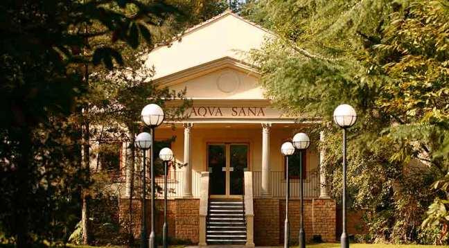 The Aqua Sauna Spa