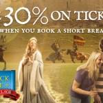 Warwick Castle Short Breaks from £27pp