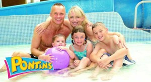 Pontins Autumn Breaks from just £59 per Family