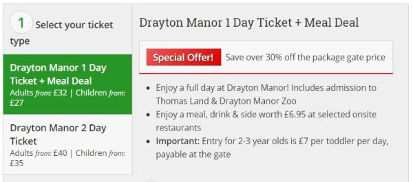 drayton-manor-meal-deal