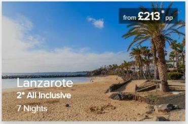 Lanzarote All Inclusive