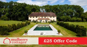 Mulberry Cottages £25 Offercode