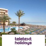 Teletext Holidays Last Minute Deals