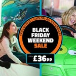 Thorpe Park Black Friday and Cyber Monday Deals
