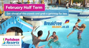 Parkdean February Half Term Breaks from £99