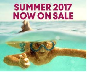 Thomas Cook Summer Holiday Sale