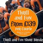 Alton Towers Thrill and Fun Break from just £139 per Couple!