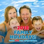 Pontins 2018 Holiday Sale – Breaks Now £69 with FREE Entertainment