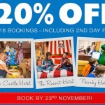 Legoland Last Minute Breaks Save 20% Off in September and October