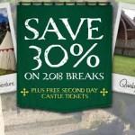 Warwick Castle Breaks 2018 from £62 per family