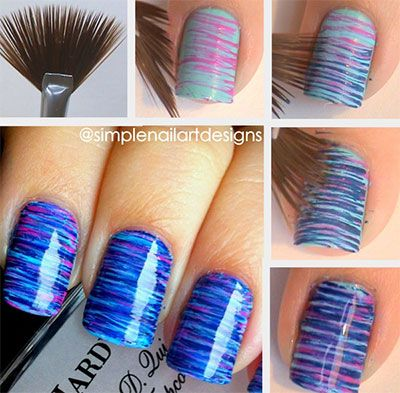 Nail Art Deisgns For Beginners 25 Designs Tutorials Step By