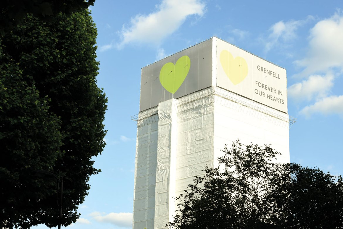 The government hope that the Bill will prevent another Grenfell.