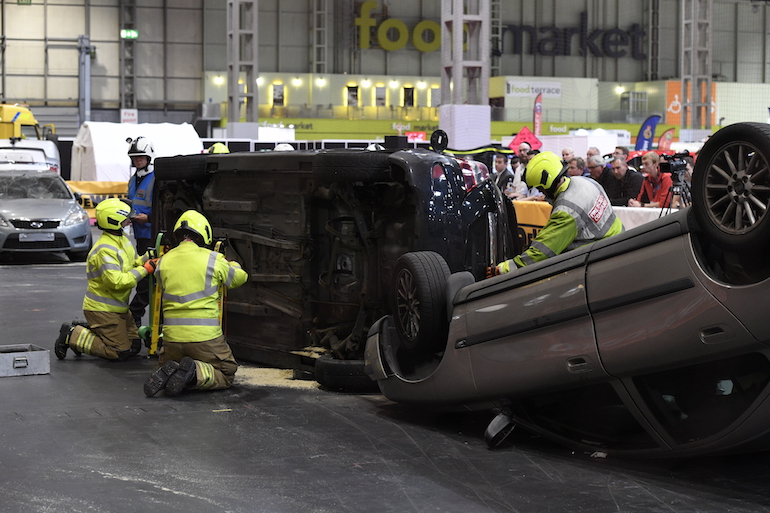 West Midlands Fire & Rescue Service will host The Extrication and Trauma Challenge at ESS2021.