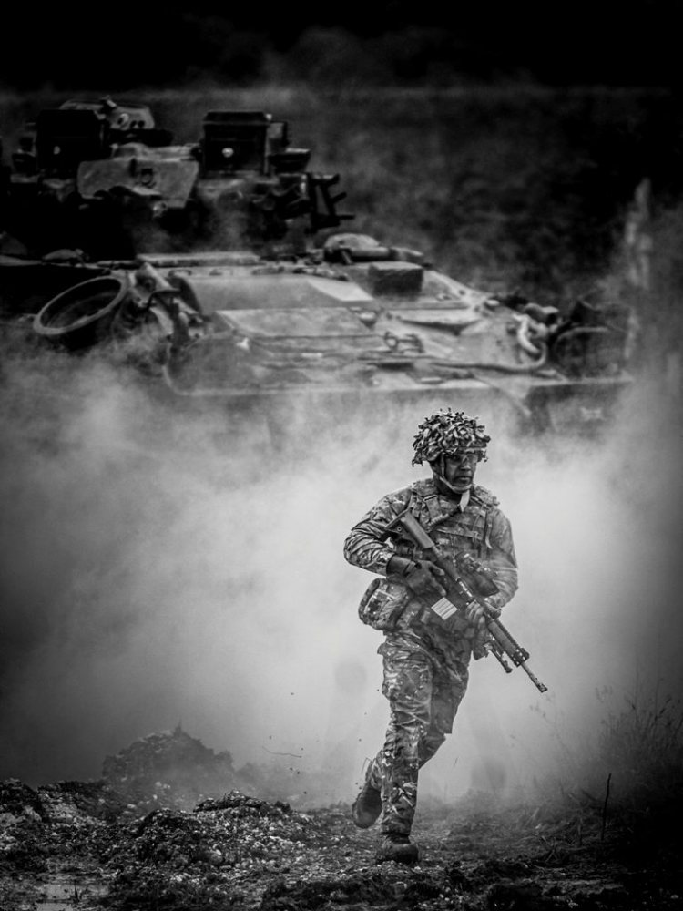 Army Photographer of the Year Announced