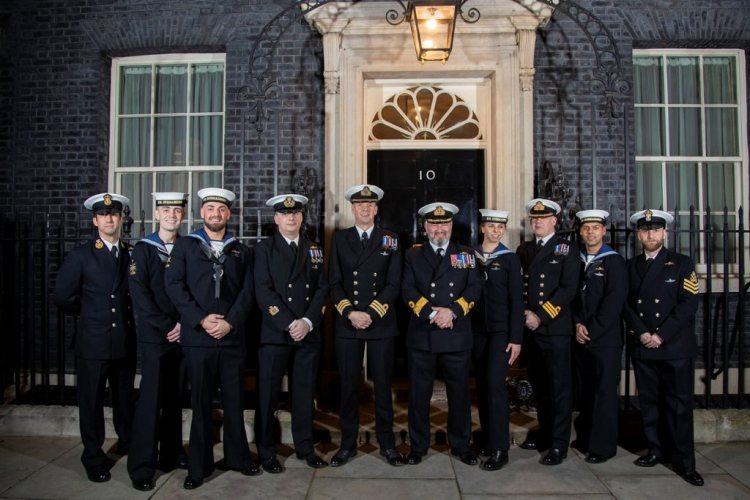 Heroes Celebrate at The Sun Military Awards